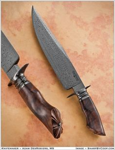 MS Integral Bowie Walnut by Adam DesRosiers