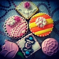 Cookies #galletas decoradas