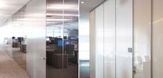 Office Partition Walls Ultralight by International Office Concept