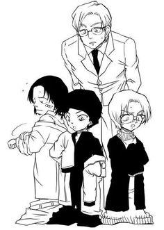The FBI (Detective Conan)