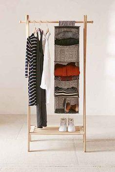 Kali Hanging Sweater Rack