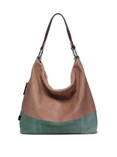 6e2210dca893 Sadie Color Block - Turquoise from Ellington Handbags at The Blues Jean Bar Hobo  Purses