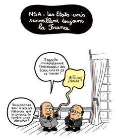 032_surveillance #NSA #espionnage