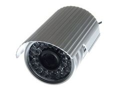 "PAL TV System 1/3"" SONY CCTV CCD 30 IR LED 420TVL Night Vision IR Waterproof Camera SYL-6048 by QLPD. $135.22. This waterproof camera is a powerful small security camera that doesn't draw attention and blends in well with its surroundings."