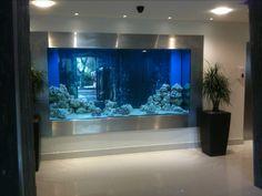 Aquarium Design, Wall Aquarium, Aquarium Terrarium, Aquarium Stand, Reef Aquarium, Saltwater Aquarium, Aquarium Fish Tank, Fish Tank Wall, Aquariums Super