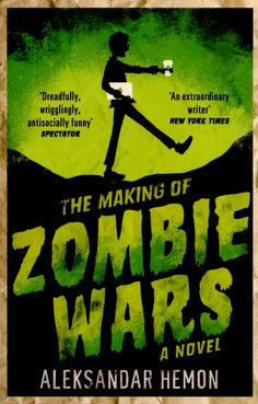 Josh Levin is an aspiring screenwriter teaching ESL classes in Chicago. His laptop is full of ideas, but the only one to really take root is Zombie Wars. http://ils.stdc.govt.nz/cgi-bin/koha/opac-detail.pl?biblionumber=154326