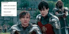 """text posts + the chronicles of narnia ⇾ part i. ↳ other posts [ii] [iii] [iv] [v] [vi] [vii] [viii] [ix] [x] [xi]"" Narnia 3, Edmund Pevensie, Chronicles Of Narnia, Cs Lewis, Book Fandoms, Hilarious, Funny, Book Series, Hunger Games"