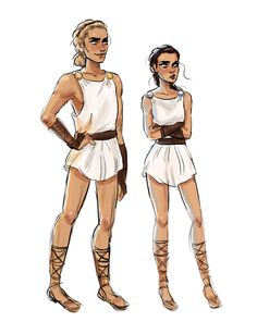 Artemis and Apollo