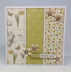 Card created using Meadow Kit, by Julie Hickey www.craftworkcards.com