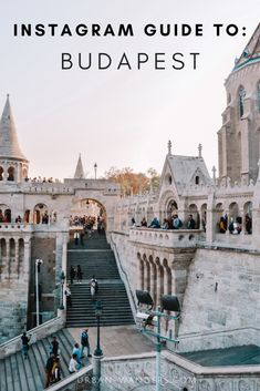 The Most Instagrammable Places in Budapest - Urban Wanders Photography Guide, Travel Photography, Places In Greece, Budapest Travel, Buda Castle, Europe Travel Tips, Travel Destinations, Budapest Hungary, Plan Your Trip