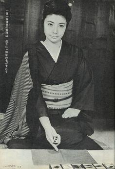 富士純子 Fuji Junko.