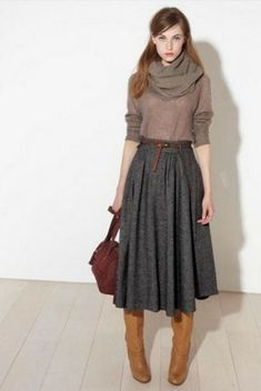 skirt, apostolic pentecostal, apostolic, pentecostal, calf length skirt, soft skirt, soft, cute skirt, pretty - Wheretoget