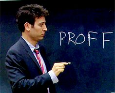 Pin for Later: 22 Hot Onscreen Teachers That Will Make You Want to Go Back to School Ted Mosby, How I Met Your Mother