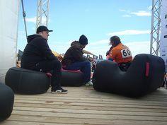 Le mobilier gonflable UNC Pro était présent sur le Défi Wind 2012. Voici les photos. Le mobilier gonflable était neutre ou avec des encarts amovibles. Au total, plus de 20 meubles gonflables ont été installés. Pour toutes questions, rendez-vous sur www.unc-pro.com.