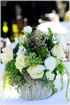 Image detail for -Style Unveiled - The Style Unveiled Wedding Blog - Verbena Floral