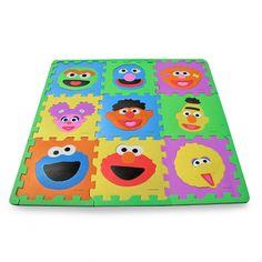 Sesame Street Make-a-Face