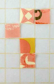 Did you know this interfacing product exists? Keep Quilt Squares Aligned with a Fusible Interfacing Fabric Grid.