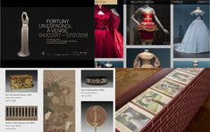 Staying Home: 6 Fashion History Experiences from the Couch – Femme Fashion Forward Hollywood Costume, Cleveland Museum Of Art, National Art, History Timeline, History Projects, Art Club, Fit S, Fashion History, Fashion Forward