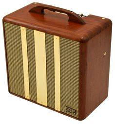 Fender Woody Pro Exotic -- oh that sweet enclosure!