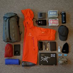 MODULAR SCALABLE LOADOUT I love it when readers decide to share the content of their packs. Here's what Corbs sent us…