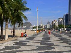 Copacabana cuanto te extraño