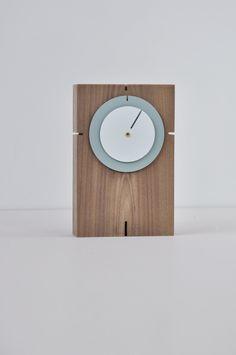 Clock — Lotty Lindeman & Wouter Scheublin