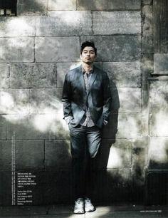 ►►Gong Yoo for Cosmopolitan | ☆Kpop Rants☆