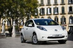 Nissan's new Leaf goes further and costs less