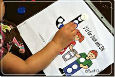 Activity ideas for teaching the Jack and Jill nursery rhyme to toddlers.