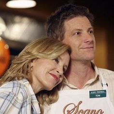 Lynette and Tom Scavo remind me of my husband and I...then they get a little crazy sometimes hehe.