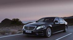 Vision accomplished. The new S-Class. - Mercedes-Benz.com // Nowa Klasa S. Zupełnie nowe oblicze elegancji.