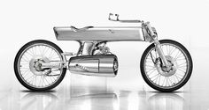 A Hand-Built Motorcycle Born of Cyberpunk — and in Beijing | Good Sh*t | OZY