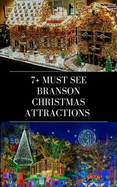 No one celebrates Christmas quite like Branson, visit while these amazing attractions are still available! Best Christmas Vacations, Christmas Getaways, Christmas Destinations, Christmas Town, Christmas Travel, Holiday Travel, Winter Travel, Christmas Glitter, Christmas Markets