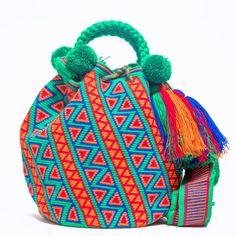 Limited ED. Hermosa Wayuu Bag - MOCHILAS WAYUU BAGS