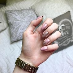 awesome 50 Exceptional Ideas on Nude Nails  - Designs to Flatter Check more at http://newaylook.com/best-ideas-on-nude-nails/