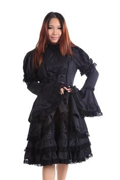 SDWKIT Lolita Culture Cosplay Costume Lolita Dress 6th Version Set L >>> You can get additional details at the image link.