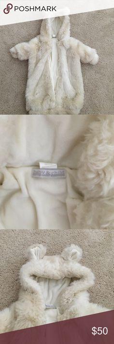 SALE!!! Restoration Hardware baby cream zip bundle Restoration Hardware baby zip up size 0-3 months.  Never used. Restoration Hardware Jackets & Coats