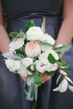 Texas Wedding by The Nichols with Garden Flowers - Southern Weddings Magazine