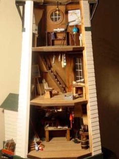 Dolls & Stuffed Toys Independent Doll House Miniatura Bedroom 3d Wooden Diy Dollhouse Miniature Wooden Building Model Furniture Model For Child Toys Q007 Keep You Fit All The Time