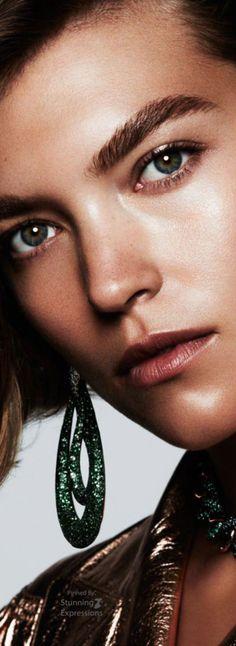 Arizona Muse | Vogue Paris August 2016 by Ben Hasset