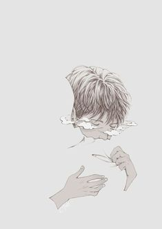 Find images and videos about white, anime and text on We Heart It - the app to get lost in what you love. Art And Illustration, Manga Art, Anime Art, Arte Inspo, Image Manga, Fanarts Anime, Pretty Art, Aesthetic Art, Art Reference