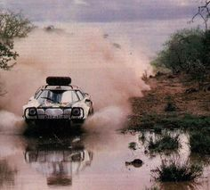 safari rally - my favorite rally...RIP