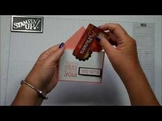 Graduation Spring Gift Card with Dawn - YouTube