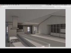 ArchiCAD Rendering Tutorial