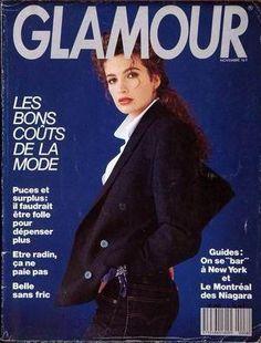 GLAMOUR France - Nº 8 - November 1988