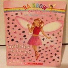 10/$10 Rainbow Magic The Fun Day Fairies