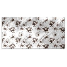 Uneekee Vintage Exotic Plants Rectangle Tablecloth