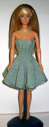 dress pattern (no. 183)