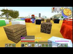 [Popularmmos - Minecraft ] PAT AND JEN IN CHRISTMAS LUCKY BLOCK CHALLENG...