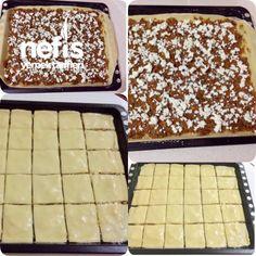 Kat Kat Muhteşem Pırasalı Börek ( El Açması En Kolay Börek ) Elsa, Bread, Food, Brot, Essen, Baking, Meals, Breads, Buns